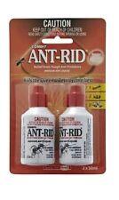 2 x 50ml Ant Rid Pest Control Indoor Liquid Bait Killer Australia Wide Postage.