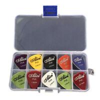 pouce choisis bass des médiators + box la guitare acoustique ou électrique