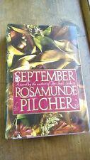 September Novel By Rosamunde Pilcher