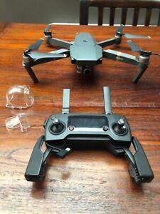 DJI Mavic Pro Drone with Original Pro Controller