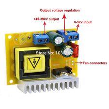 DC-DC Boost Converter 8-32V to 45-390V High Voltage ZVS Charging Board 12v 24v