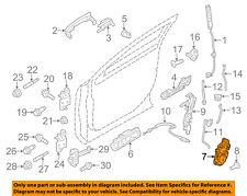 FORD OEM 10-15 Taurus Front Door-Lock Actuator Motor DG1Z5421813A