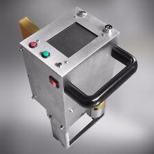 Portable Handheld Dot Peen Marking Machine - High Speed  Metal Pin Stamping tool