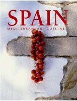 New, Spain (Mediterranean Cuisine), H F Ullmann, Book