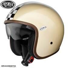 Casco Premier VINTAGE EVO CK L Aperto Jet Moto Taglia L
