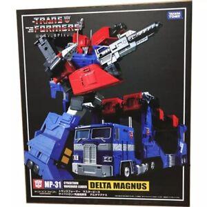 Transformers Masterpiece MP-31 Delta Magnus Figure