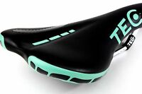 TEC Caper VL-1319 Road Cyclocross Mountain Bike Bicycle Saddle Seat Black Green