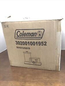 Coleman Flowclear Pool Pump Model 90401E 302001001952 Opened Box As Is New