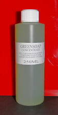 Tattoo Green Soap Concentrate 250ml for Ink Stencils Makes 1.25ltrs Greensoap