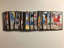 Dragon Ball Card Game Reg Set Part 6 85/55