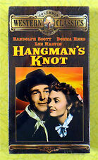 Hangman's Knot ~ New VHS Movie ~ 1952 Donna Reed Randolph Scott Western Video