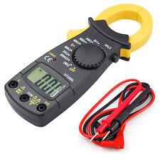 AC/DC Multimeter Electronic Tester Digital Clamp Meter Multimeter Current lead