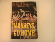 Vintage RARE 1967 VINTAGE SCHOLASTIC 2nd  PRINT MONKEYS GO HOME
