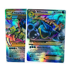 18X Pokemon EX Card All MEGA Holo Flash Trading Game Cards Charizard Venusaur
