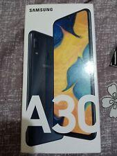 Samsung Galaxy A30 Black, 4G LTE, 4000 mah, 64 GB/4 GB RAM