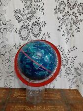 Vintage 1950s Replogle 6 Inch Celestial Tin Table Globe Brueckmann NO STAND