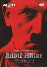 Story Of Aldolf Hitler (DVD, 2011, 3-Disc Set)