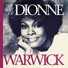 CD Dionne Warwick The Best Of Dionne Warwick