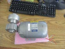 Parvalux MODELO: 12a.m/181509/5l Gear Motor con Engranaje Caja. Probado Buen <