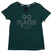 Magliette da donna verde taglia XS