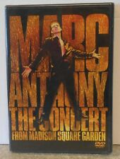 Marc Anthony - The Concert from Madison Square Garden (DVD, 2001) BRAND NEW