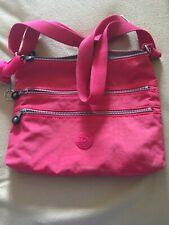 Kipling Alvar Cross Body Bag Pink GENUINE