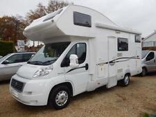 6 Sleeping Capacity Campervans & Motorhomes 2007