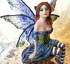Amy Brown Bottom of the Garden Fairy Statue Fantasy Figurine