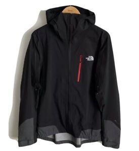The North Face Gore-Tex Rain Jacket Men's M Black Waterproof Windbreaker Outdoor