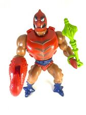 CLAWFUL - 1981 Mattel He-Man - MOTU Action Figure Complete With Mace