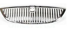FO1200403 NEW 2003 2011 LINCOLN TOWN CAR REPLACEMENT FRONT GRILLE ALL CHROME