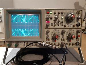 Hameg HM 1005 100MHz 3 Kanal Oszilloskop Analog