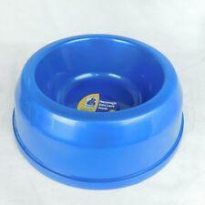 PetMate Giant Heavyweight Dog Bowl Blue Huge Plastic XX Large