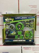Ben 10 Ultimate Alien Legacy Omnitrix Ultimatrix FX 35 Piece Light Up Watch Set