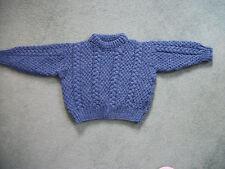 Unbranded Boys' Wool Blend Jumpers & Cardigans (2-16 Years)