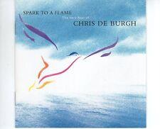 CD CHRIS THE BURGHspark to a flameEX- ( A2583)
