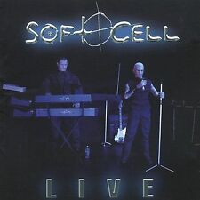 Live by Soft Cell (CD, Oct-2003, 2 Discs, Cooking Vinyl)