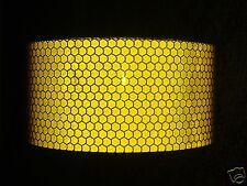 3m x 50mm orafol ORALITE haute intensité bande réfléchissante jaune adhésif