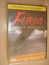 DVD NATIONAL GEOGRAPHIC LA FUREUR DELLA NATURE CHASSEURS DE PRIMES TORNADO