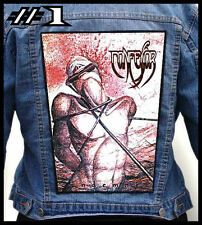 CONFESSOR   --- Huge Jacket Back Patch Backpatch --- Various Designs