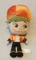 Disney Store Gloyd Orangeboar Soft Toy Plush Wreck It Ralph Sugar Rush Racer 10""