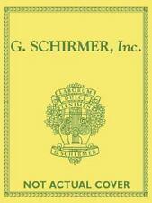 Bach: Goldberg Variations: Schirmer's Library of Musical Classics