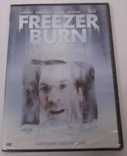 Freezer Burn On DVD With Robert Harriell Horror