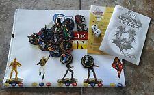 Heroclix DC origine icone Gaming da WizKids lotto misto