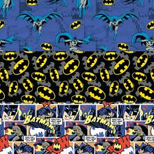 Batman Fabric 100% Quality Cotton