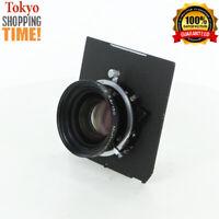 Schneider Symmar-S 150mm F/5.6 MC Copal Lens from Japan