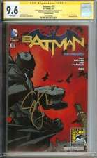 BATMAN #32 CGC 9.6 WHITE PAGES ID: 8419