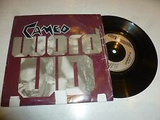 "CAMEO - Word up - Deleted - 1986 UK Club 7"" vinyl Single"