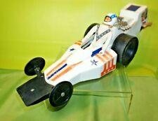 Vintage Evel Knievel Formula 1 Dragster w/ Action Figure. No Parachute