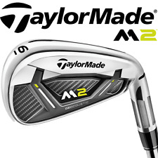 """NEW 2017"" TAYLORMADE M2 IRONS 5-SW REGULAR REAX 65 GRAPHITE SHAFTS LATEST MODEL"